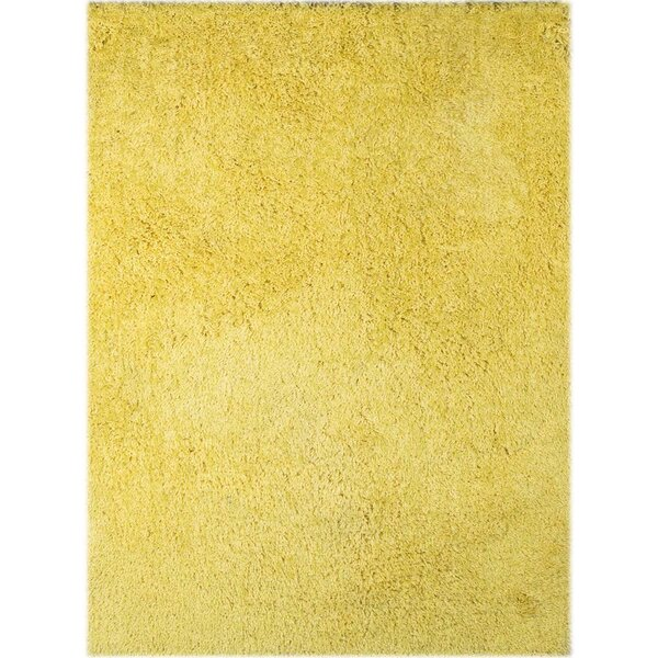 Chaves Yellow Area Rug by Ebern Designs