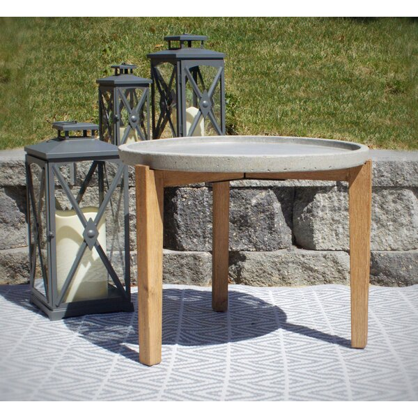 Trista Side Table by Williston Forge