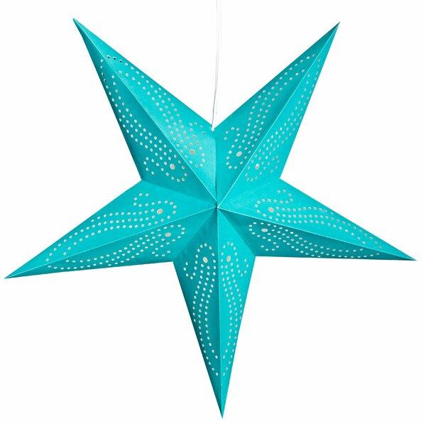 Caribbean Paper Star Light by Hometown Evolution, Inc.