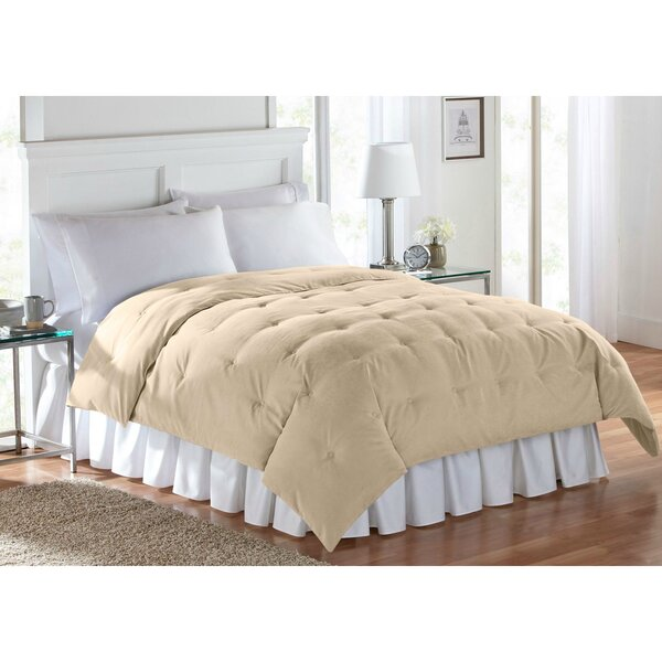 Barron Super Soft Comforter by Charlton Home