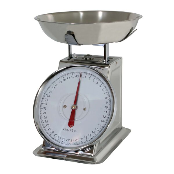 Removable Stainless Steel Bowl Mechanical Scales by Offex