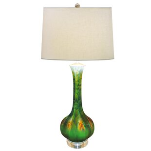 Affordable Genie 34 Table Lamp By JB Hirsch Home Decor