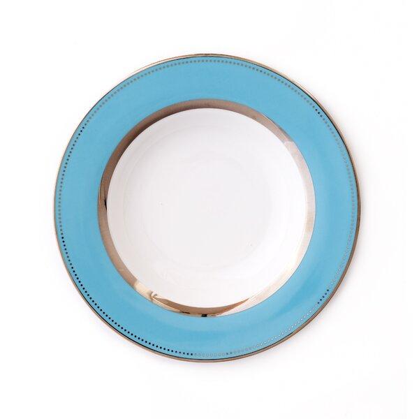Lauderdale Round Platter by Darbie Angell
