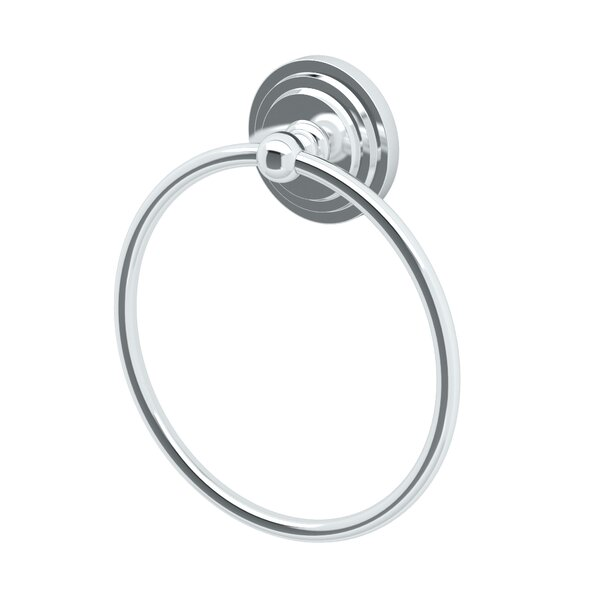 Marina Wall Mounted Towel Ring by Gatco