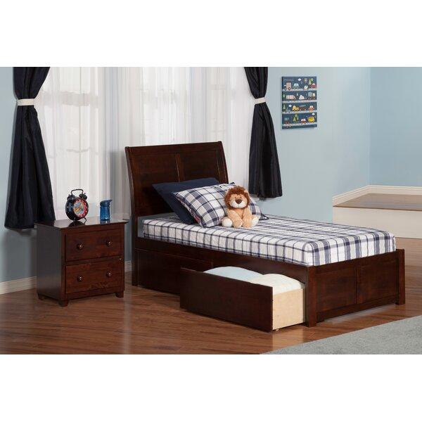 Misisco Panel Bedroom Set (Set of 3) by Red Barrel Studio
