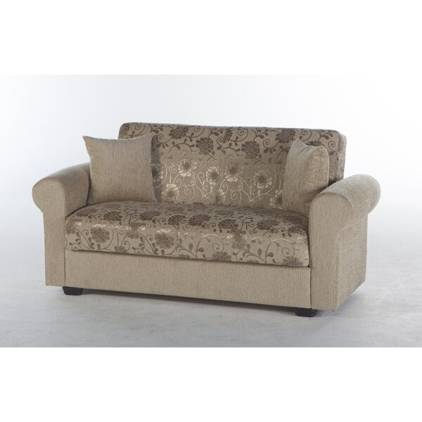 Mattituck 68.5'' Round Arms Loveseat By Red Barrel Studio