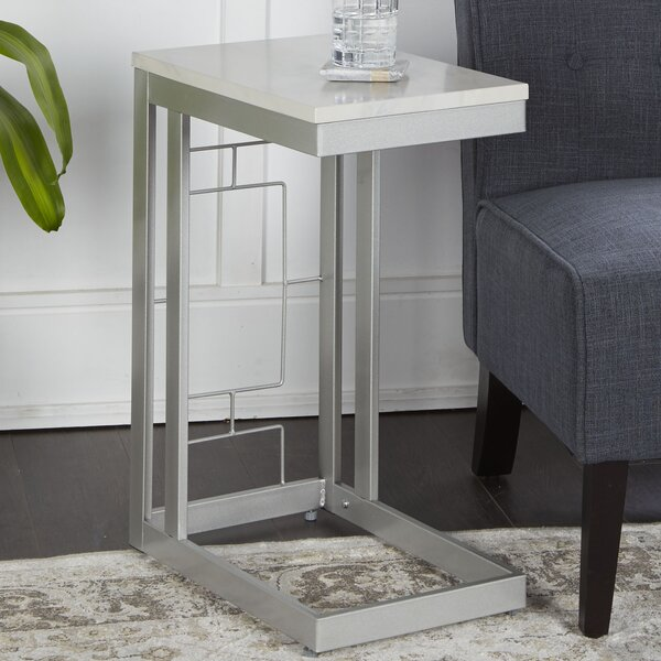 Workington End Table By Everly Quinn