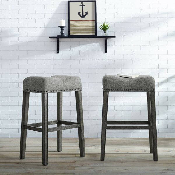 Mildenhall 29 Bar Stool by Charlton Home