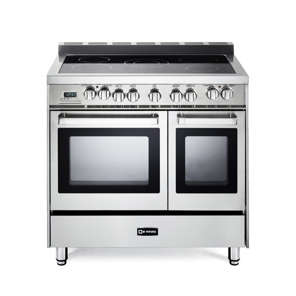 36 Free-standing Electric Range by Verona