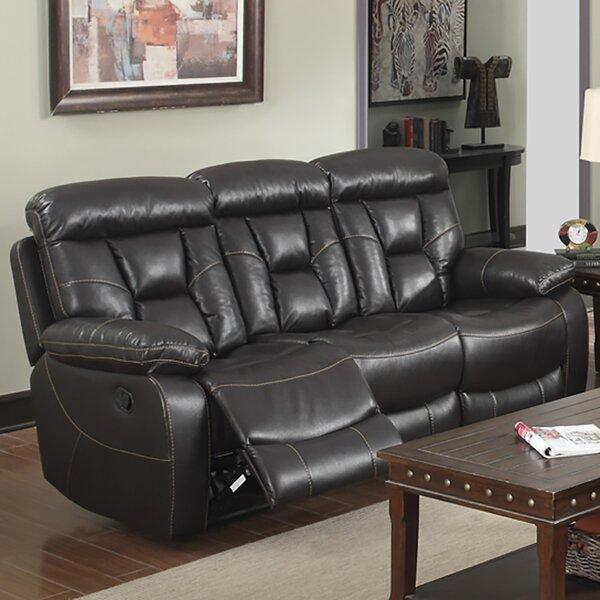 Haug Reclining Sofa by Winston Porter