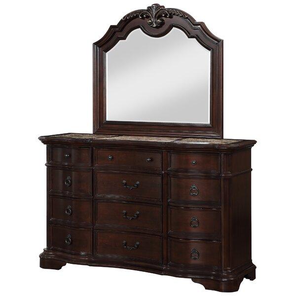 Ziggy 12 Drawer Dresser by Astoria Grand