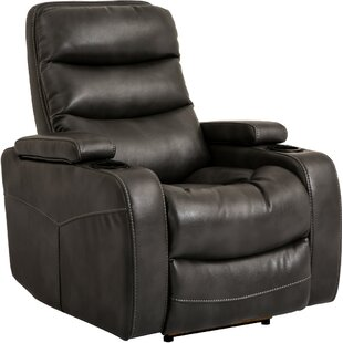 Dimas Power Recliner Brayden Studio Great price