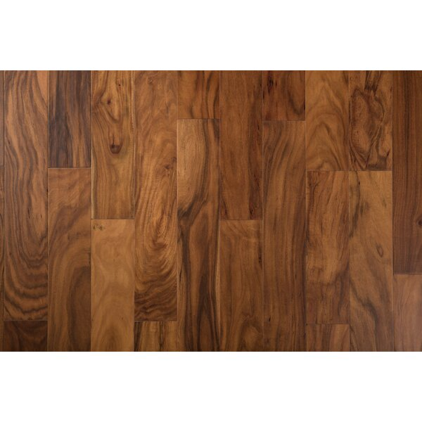 Outback Plains 7-1/2 Engineered Acacia Hardwood Flooring in Brown by GoHaus