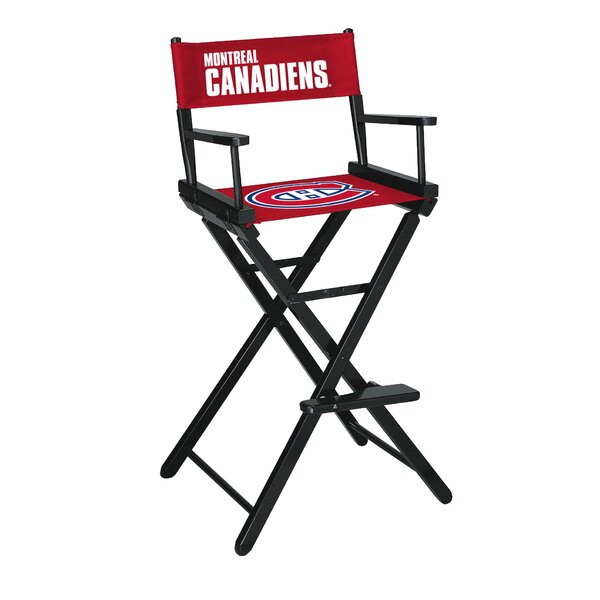 NHL Bar Folding Directors Chair by Imperial International
