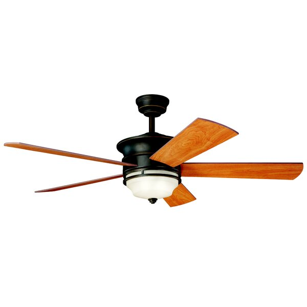 52 Hendrik 5-Blade Ceiling Fan by Kichler