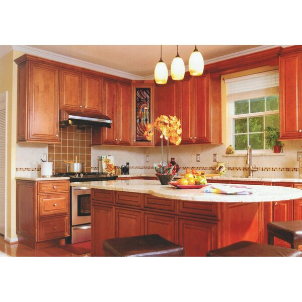 35 x 30 Kitchen Base Cabinet by Century Home Living