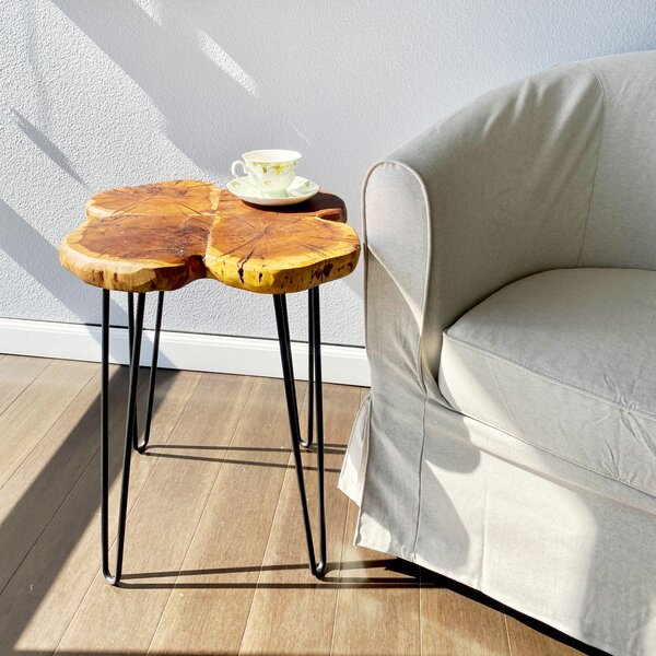 Ismail End Table By Loon Peak