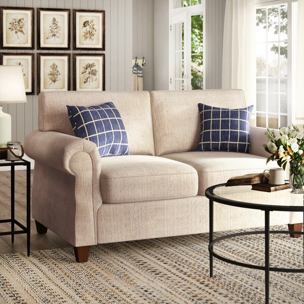 Discover Luxurious Dilillo Loveseat by Birch Lane Heritage by Birch Lane�� Heritage