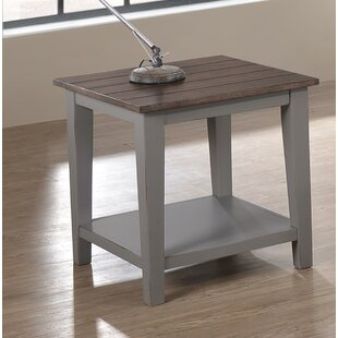 Price comparison Drewery End Table ByGracie Oaks