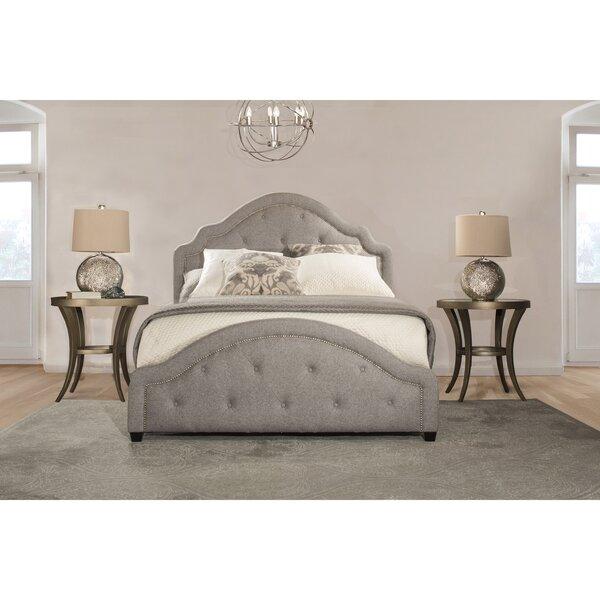 Broughtonville Upholstered Standard Bed by Rosdorf Park