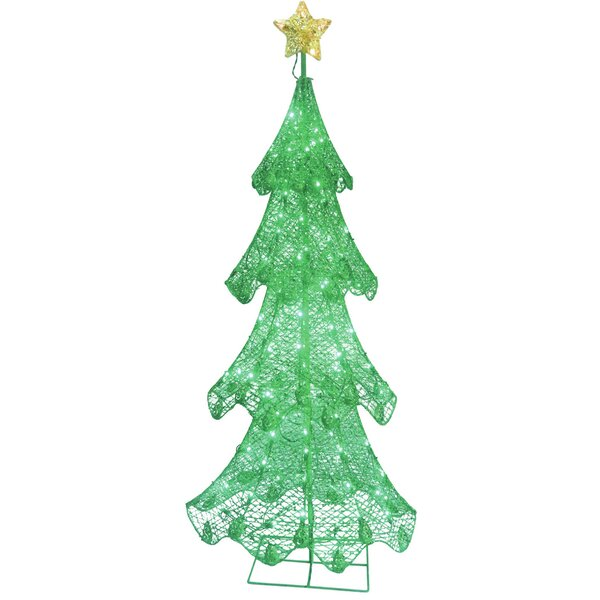 Christmas Tree with LED Lights Christmas Decoration by National Tree Co.