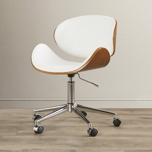 Troy Desk Chair by Wade Logan Office Furniture