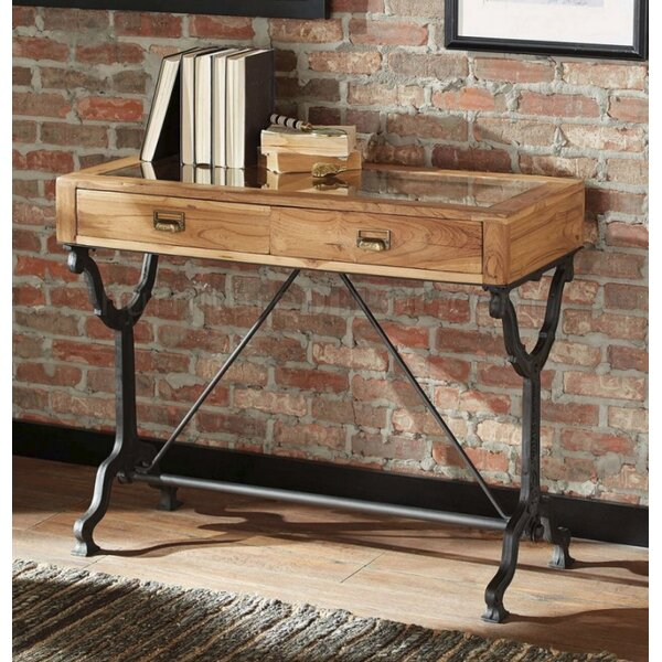 Merlin Console Table by 17 Stories
