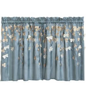 Goulaine Light Filtering 29 Kitchen Curtains Set