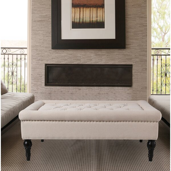 Malani Tufted Cocktail Ottoman by Darby Home Co