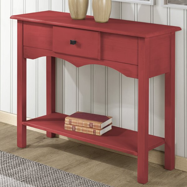 Review Pinard Tall Console Table