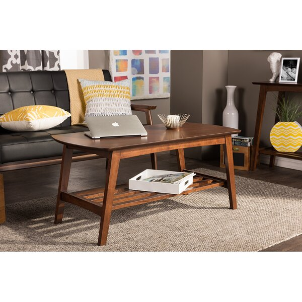 Steubenville Coffee Table With Storag By George Oliver