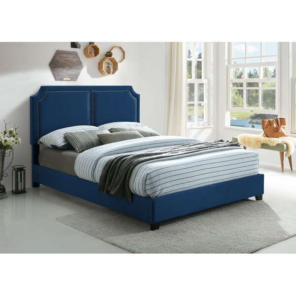 Cottman Upholstered Queen Bed by House of Hampton