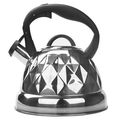 Mayorga 2.7L Stainless Steel Whistling Stovetop Kettle Sympl