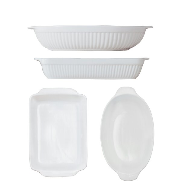 Bianco 2 Piece Baking Dish Set by BergHOFF International