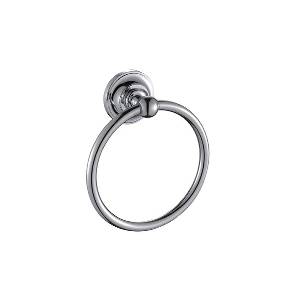 Elysium 8 Wall Mounted Towel Ring by Paradise Bathworks
