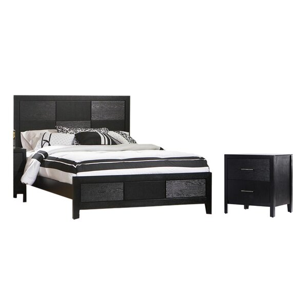 DeBary Standard Configurable Bedroom Set by Brayden Studio