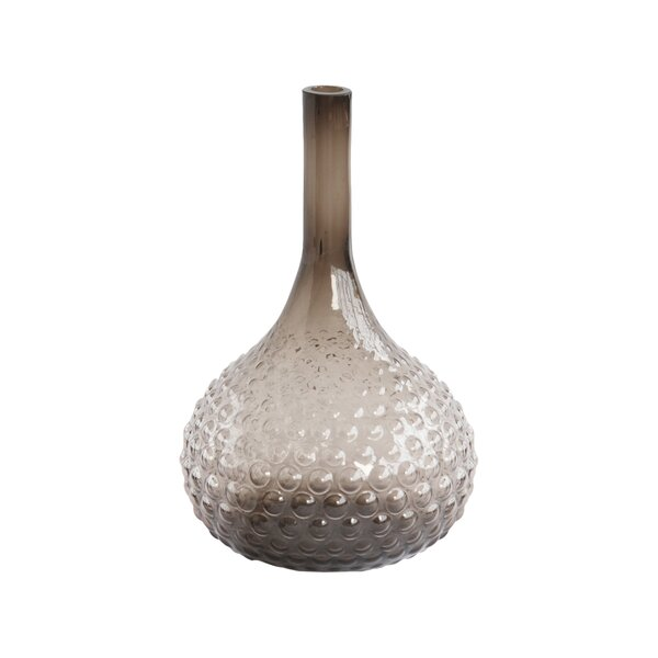 Glass Bulb Vase by DwellStudio