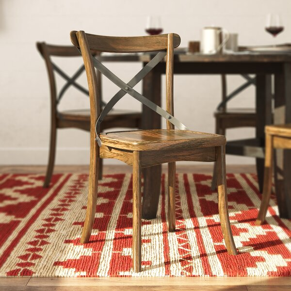 Massanutten Dining Chair (Set of 2) by Loon Peak