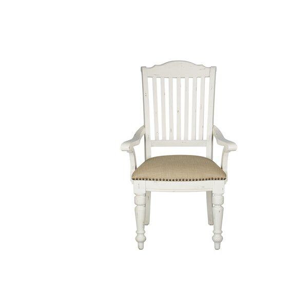 Stegall Upholstered Dining Chair (Set of 2) by Gracie Oaks