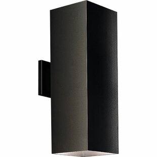 Comparison Zoller 2-Light Outdoor Sconce By Brayden Studio