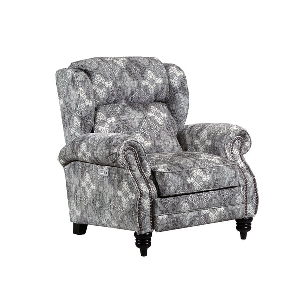 Bisbee Hi Leg Recliner by Lane Furniture