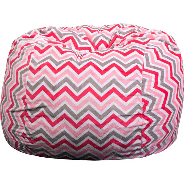 Ellie Bean Bag Chair by Viv + Rae