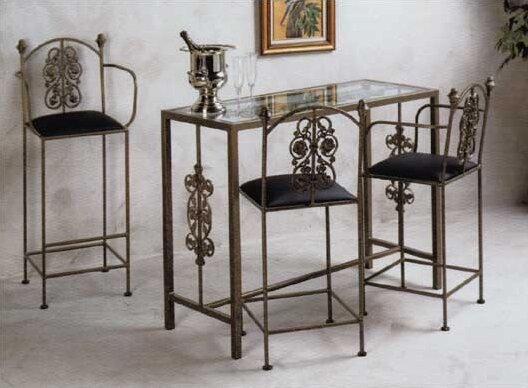 Garden 24 Bar Stool by Grace Collection