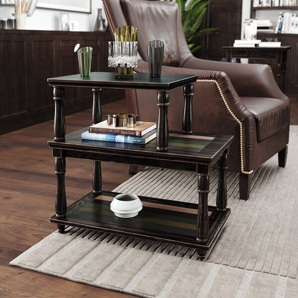 Kuo End Table By Charlton Home
