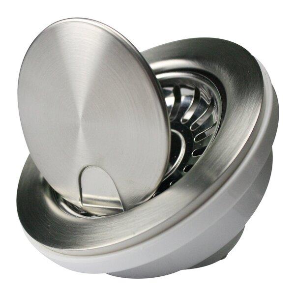 Premium Basket Strainer Kitchen Sink Drain by Nantucket Sinks