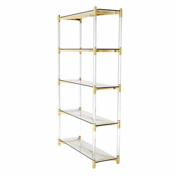 5 Shelf Etagere Bookcase By Eichholtz
