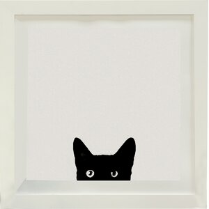 Curiosity by Jon Bertelli Framed Print Painting on Canvas by Wrought Studio