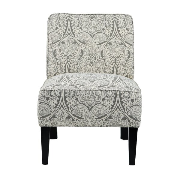 Burling Slipper Chair by Bungalow Rose
