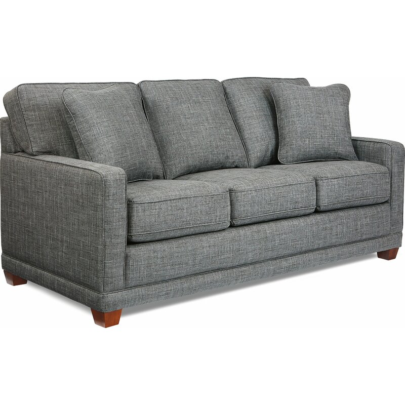 La Z Boy Kennedy 77 Square Arm Sofa