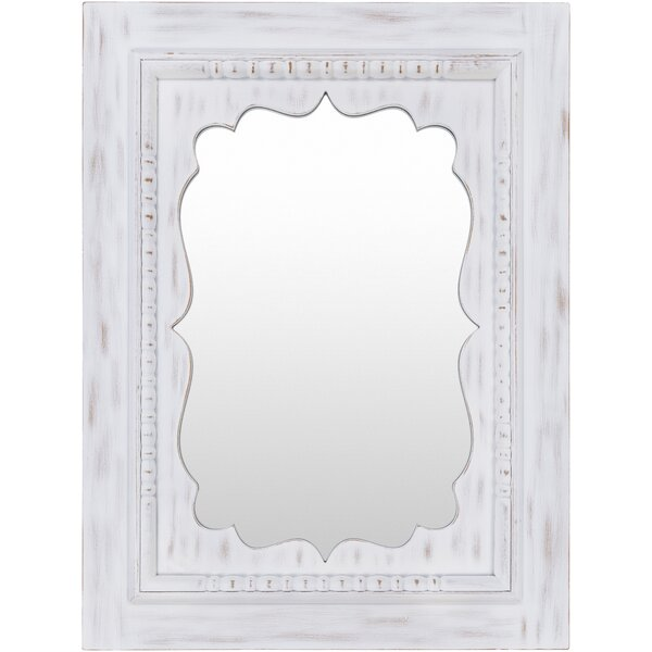 Rectangle Handmade Wall Mirror by One Allium Way